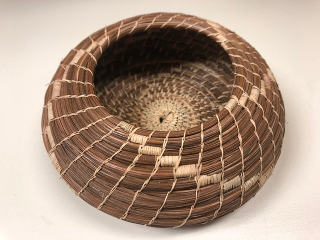 Zimmerman-Pam-Pine-Needle-Basket
